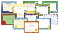 Award Certificates, Item Number 2003470