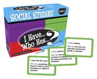 Social Studies Activities & Resources, Item Number 2003703