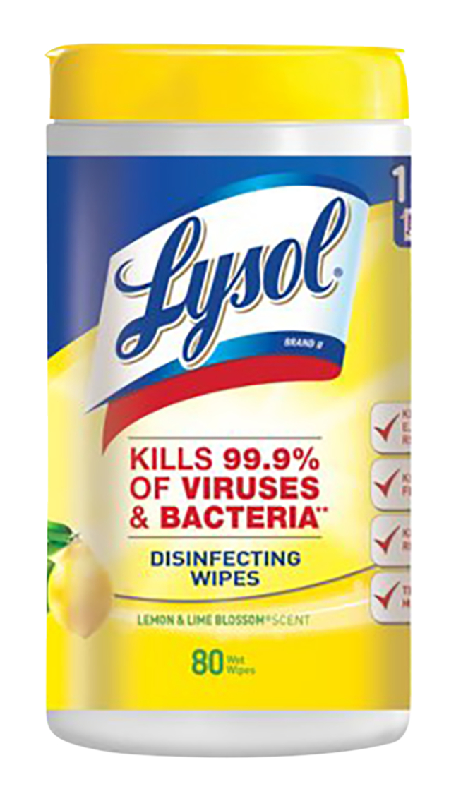 Disinfecting, Sanitizing Wipes, Item Number 2003916