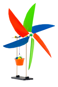 TeacherGeek Wind Lift Turbine, Single Item Number 2004034