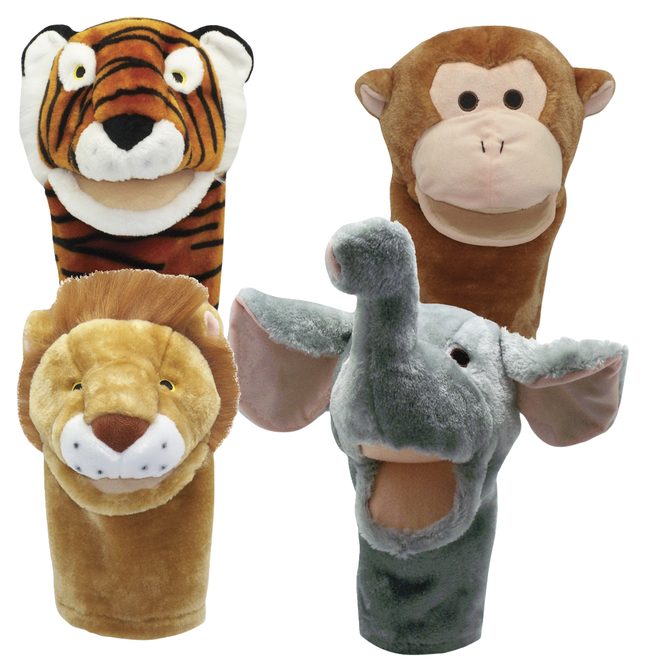 Dramatic Play Puppets, Item Number 2004187