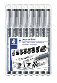 Fiber Tip Pens, Item Number 2004252