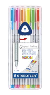 Fiber Tip Pens, Item Number 2004258