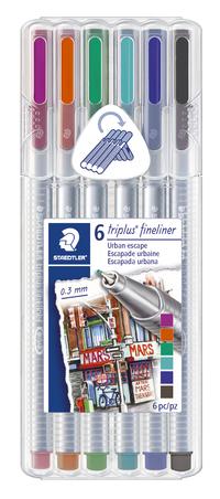 Fiber Tip Pens, Item Number 2004261