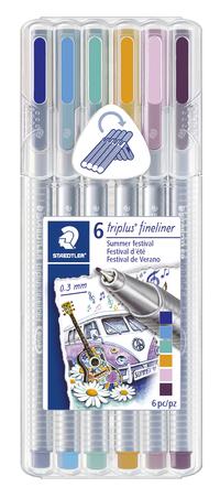 Fiber Tip Pens, Item Number 2004262