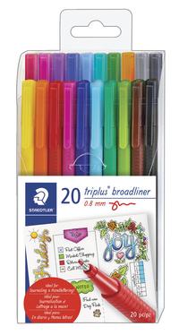 Fiber Tip Pens, Item Number 2004267