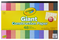 Groundwood Construction Paper, Item Number 2004296