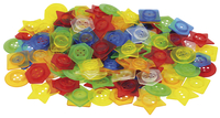 Manipulatives, Shapes, Item Number 2004322