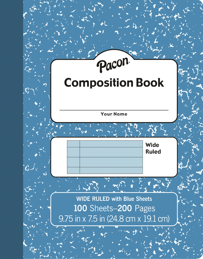 Composition Books, Composition Notebooks, Item Number 2004590