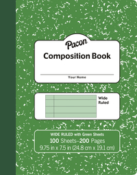 Composition Books, Composition Notebooks, Item Number 2004591