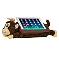 Abilitations Weighted Monkey Tablet Pillow, 2 Pounds Item Number 2005618