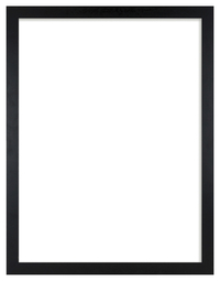 "Image for Lorell Wide Frame -- Frame, Wood, Wall Display Only, 18""Wx24""H, Black from School Specialty"