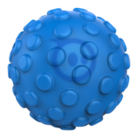 Image for Sphero Nubby Cover for Coding Robot Ball, Blue from SSIB2BStore