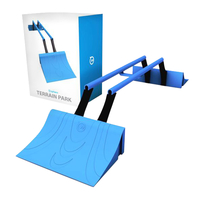 Image for Sphero Blue Terrain Park for Educational Coding Robots from School Specialty