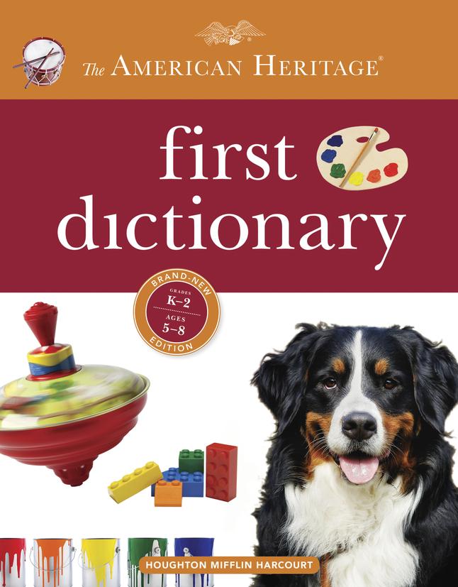 Dictionary, Item Number 2006069