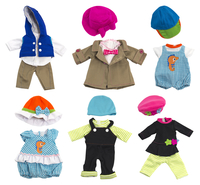 Dramatic Play Doll Clothes, Item Number 2006301