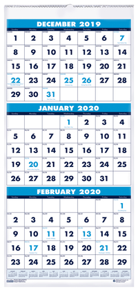 Wall Calendars, Item Number 2006447