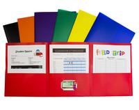 Poly Multi Pocket Folders, Item Number 2006664