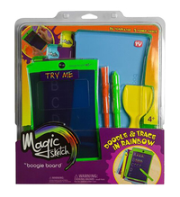 Boogie Boards Magic Sketch Tablet, LCD Write and Erase Surface Item Number 2006703