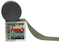 Image for CanDo® Latex Free Exercise Band, 50 Yard Roll, Silver, XX-heavy from School Specialty