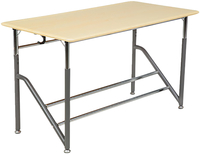 Image for Stand2Learn Desk for Two K-5 from School Specialty