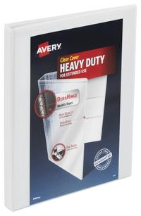 Heavy Duty D-Ring Presentation Binders, Item Number 2007692