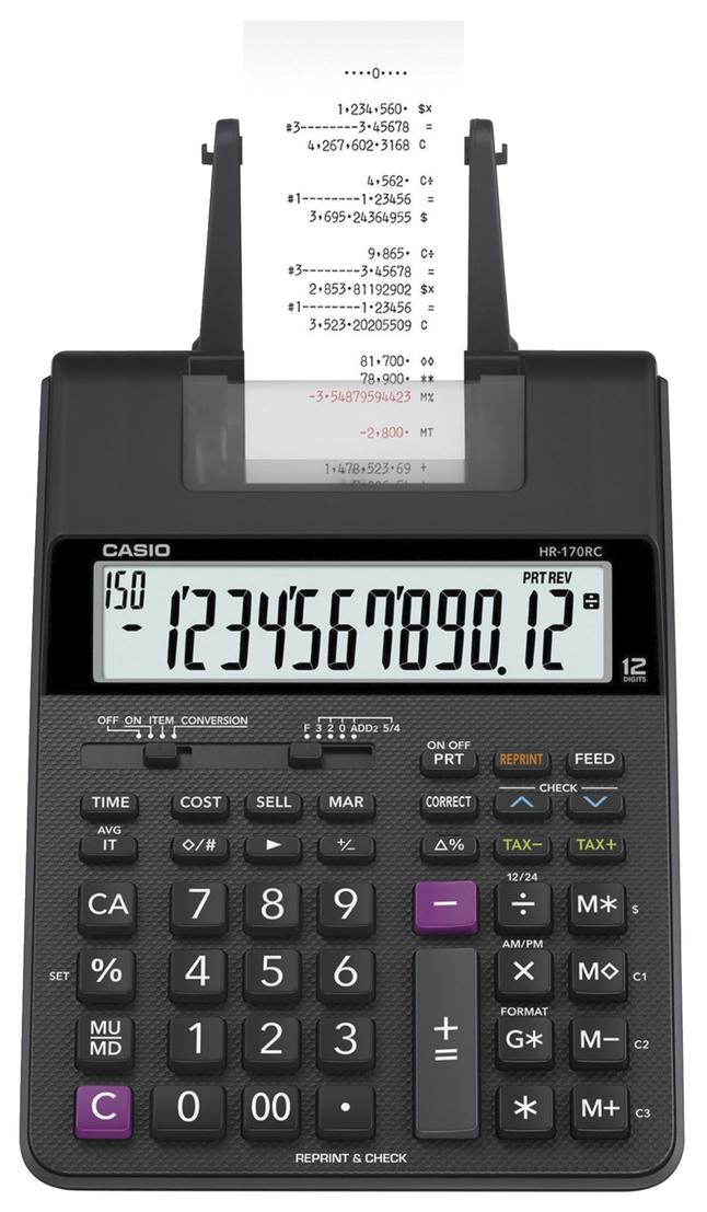 Office and Business Calculators, Item Number 2008313
