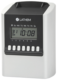 Time Clocks, Item Number 2008557