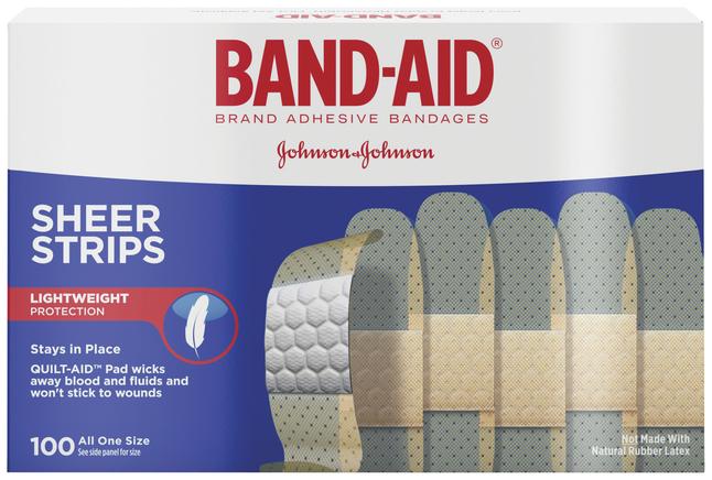 Bandages, Antiseptics, Item Number 2008684