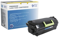Image for Elite Image Remanuf LEX MS81x MICR Toner Cartridge -- MICR Toner Cartridge, r/Lexmark MS81x, 25,000 Page Yield, BK from School Specialty