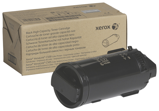 Black Laser Toner, Item Number 2009139
