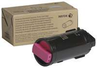 Image for Xerox VersaLink C600/605 Standard Toner Cartridge -- Toner Cartridge, f/VersaLink C600/C605, 6,000 Pg Yd, Magenta from School Specialty