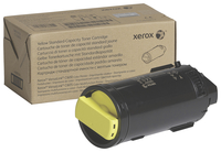 Image for Xerox VersaLink C600/605 Standard Toner Cartridge -- Toner Cartridge, f/VersaLink C600/C605, 6,000 Pg Yd, Yellow from School Specialty