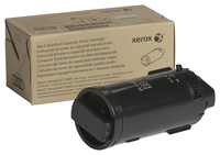 Image for Xerox VersaLink C600/605 Standard Toner Cartridge -- Toner Cartridge, f/VersaLink C600/C605, 6,000 Pg Yd, Black from School Specialty