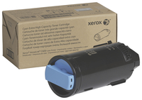 Image for Xerox VersaLink C600 ExHi Capacity Toner Cartridge -- Toner Cartridge, f/VersaLink C600, 16,800 Pg Yd, Cyan from School Specialty