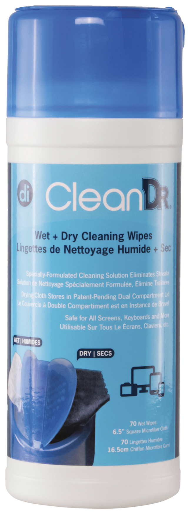 Disinfecting, Sanitizing Wipes, Item Number 2009177