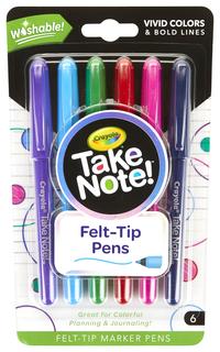 Fiber Tip Pens, Item Number 2009371