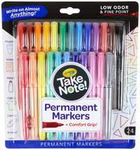 Permanent Markers, Item Number 2009377