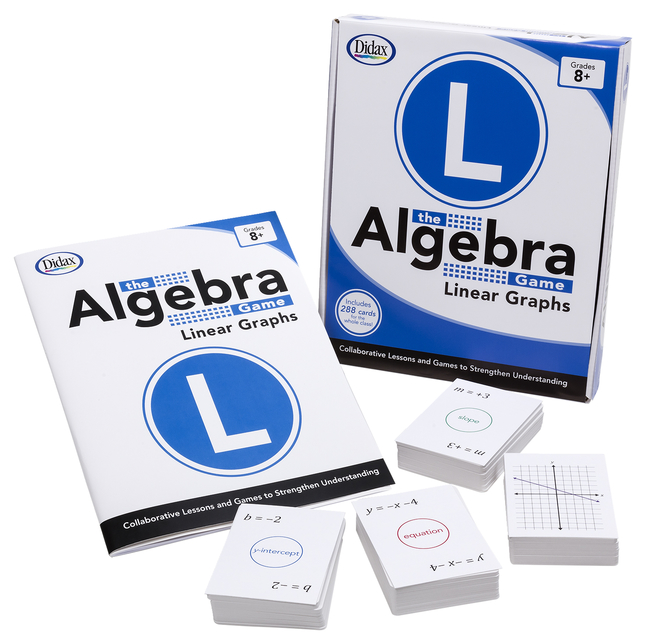 Algebra, Item Number 2009468