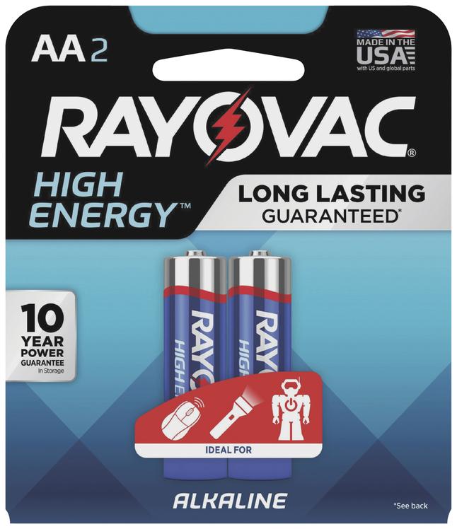 AA Batteries, Item Number 2009792