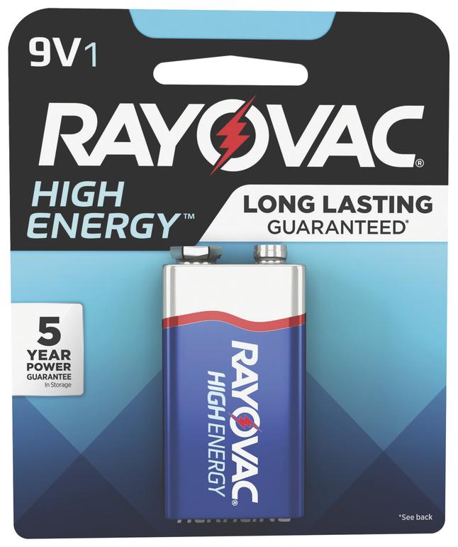 9V Batteries, Item Number 2009795