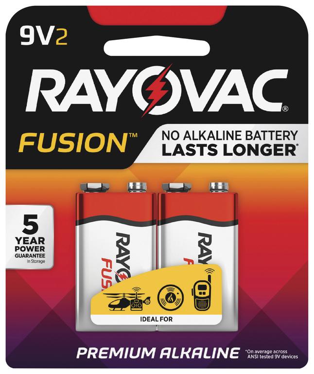 9V Batteries, Item Number 2009797