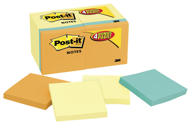 Sticky Notes, Item Number 2009996