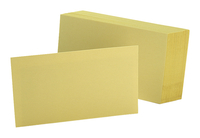 3x5 Blank Index Cards, Item Number 2010318