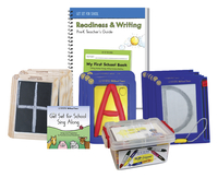Writing Workbooks/Flash Cards, Item Number 2010325