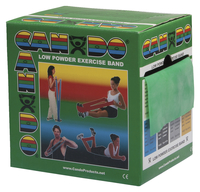 Image for CanDo Exercise Band, Medium Band, 50 Yards, Green from School Specialty