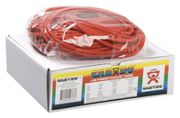 Image for CanDo Exercise Tubing, Light, 100 Feet, Red from School Specialty