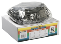 Image for CanDo Exercise Tubing, Extra Heavy, 100 Feet, Black from School Specialty