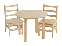 Wood Tables, Wood Table Sets, Item Number 2010597