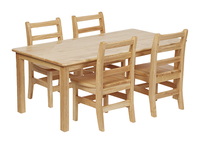 Wood Tables, Wood Table Sets, Item Number 2010609